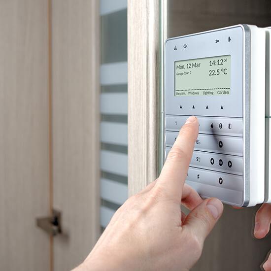 Intruder Alarm System image